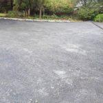 DirtGlue polymer is an alternative to concrete driveways