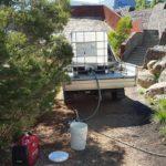 Dirtglue regular non-toxic long lasting soil  stabiliser  for slopes