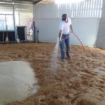 dustless arena dust suppression