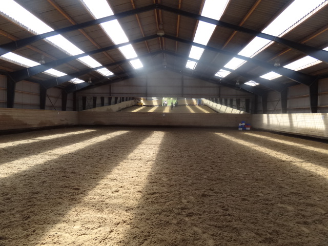 ArenaKleen for all types of riding arena footing sand dust gravel