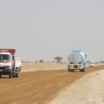 Dustless control rural and unsealed roads