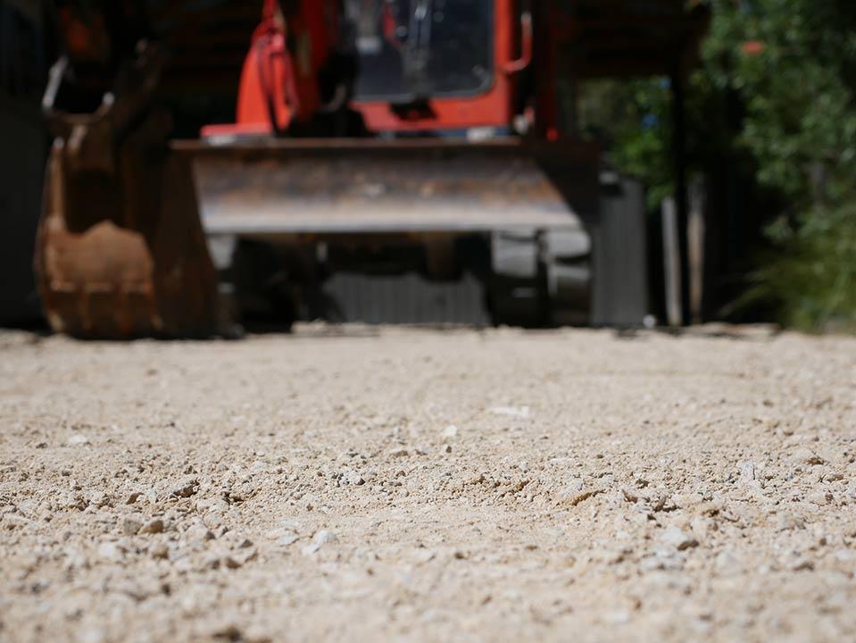 DirtGlue industrial environmentally safe pavements and walkways