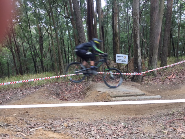 DirtGlue industrial eco-friendly surface solution for mountain bike tracks