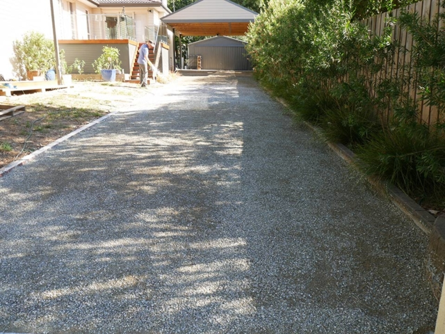 DirtGlue industrial environmentally friendly durable low moisture surface for driveways