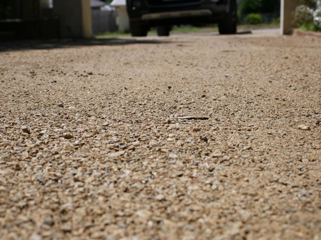 DirtGlue industrial eco-friendly durable economical surface for driveways