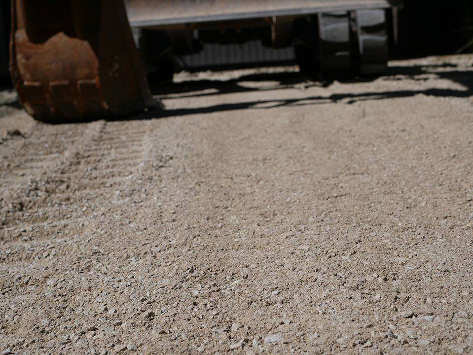 DirtGlue industrial eco-friendly durable economical surface for unsealed roads