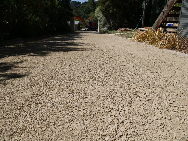 DirtGlue industrial ideal eco-friendly choice for natural looking driveways
