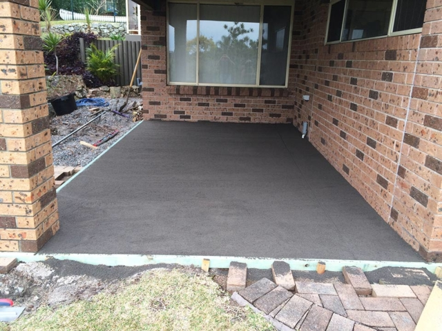 DirtGlue industrial makes a durable  pavement surface with no hazardous chemicals