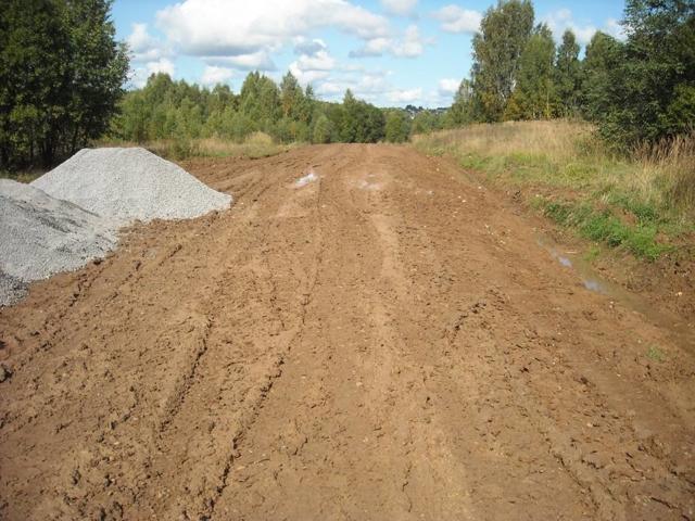 DirtGlue industrial durable UV resistant rural road construction