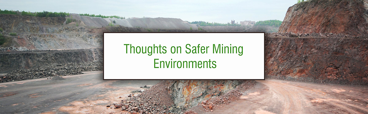 safer mining environments with Global Environmental Solutions